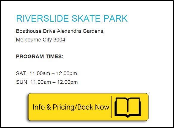 1 Riverslide Skatepark