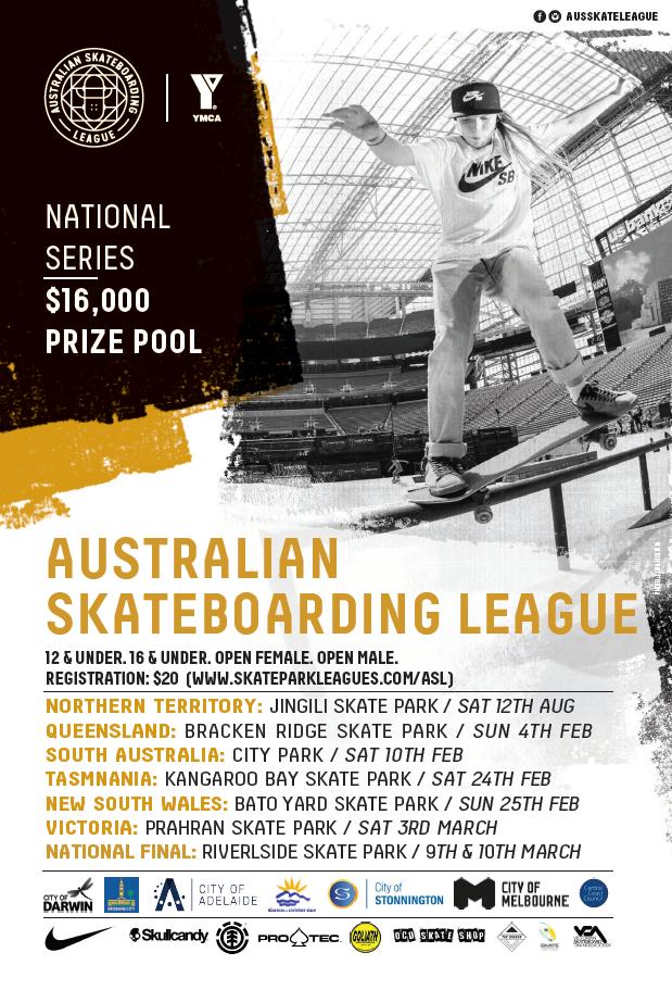 Australian Skateboarding League