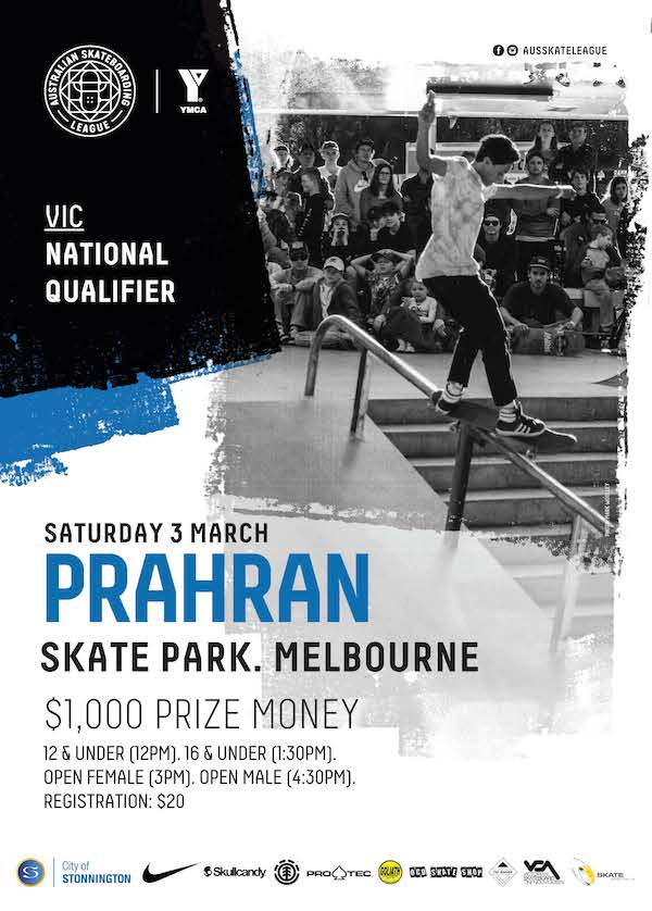 Vic National Qualifier Prahan 3rd March 2018